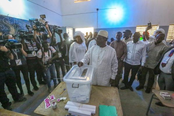 Élections locales de 2022 : La caution fixée à 15millions cfa