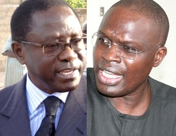 Coalition de l'opposition : Pape Diop décline l'appel de Khalifa Sall, Sonko...