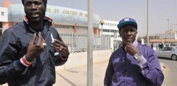 Trafic de passeports présumé: Kilifeu et Simon déférés au parquet