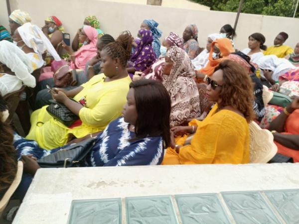 Médina : L'Apr investit Seydou Guèye...