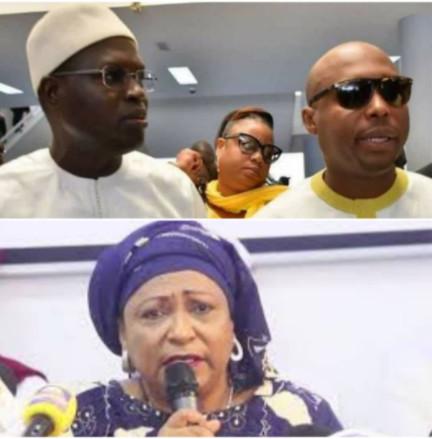 """Une réunion de """"Taxawu Dakar"""" a fini en queue de poisson"""