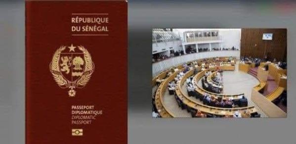 Scandale des passeports : L'assemblée nationale va lever l'immunité parlementaire des députés le...