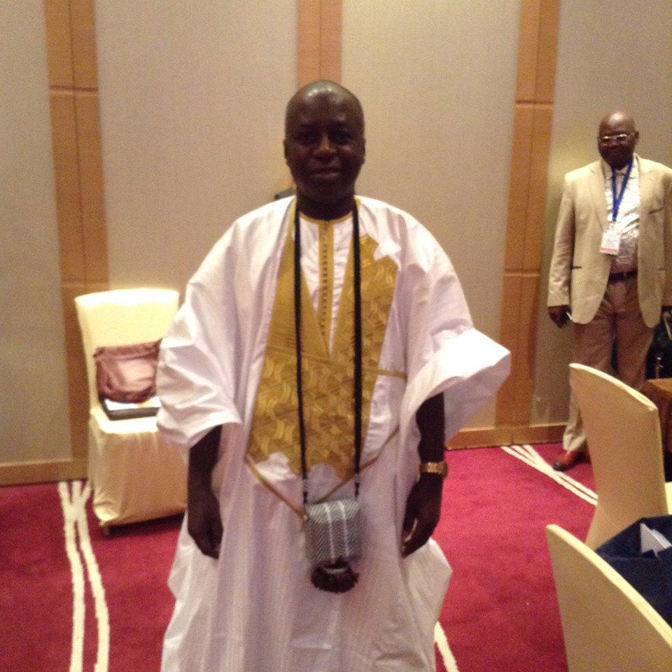 Découvrez le nouveau look de Pape Mael Diop