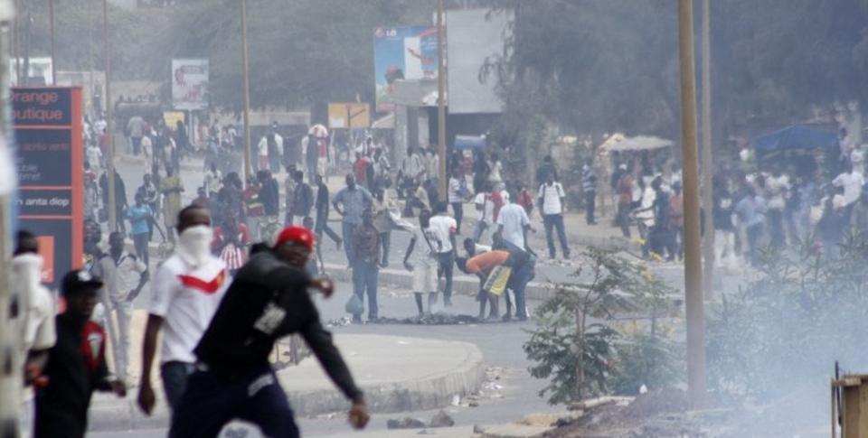 Mort de Fallou Sène à l'UGB: Les étudiants de l'Ucad et Ziguinchor en colère !