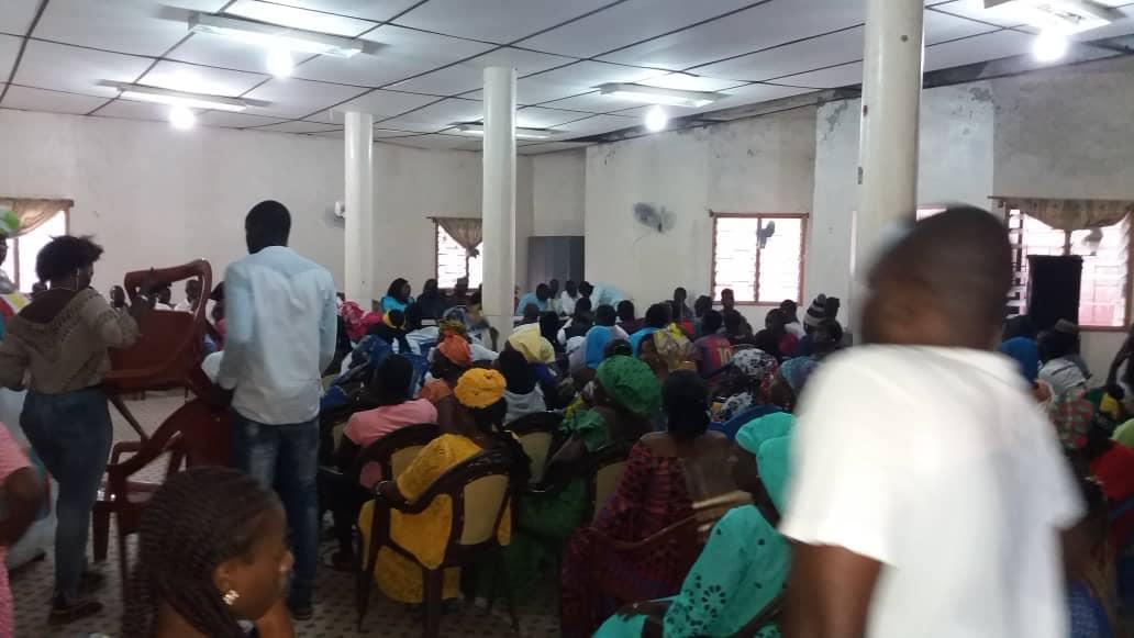 Guinguinéo : L'ex-Centriste Alioune Sy officialise son soutien à Macky