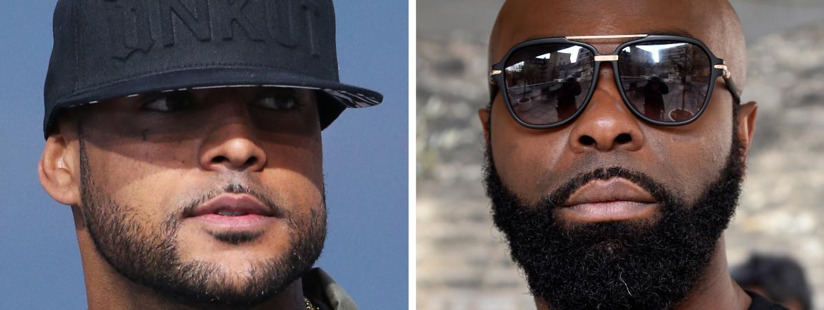 Bagarre à Orly : Les rappeurs Booba et Kaaris condamnés à dix-huit mois de prison avec sursis