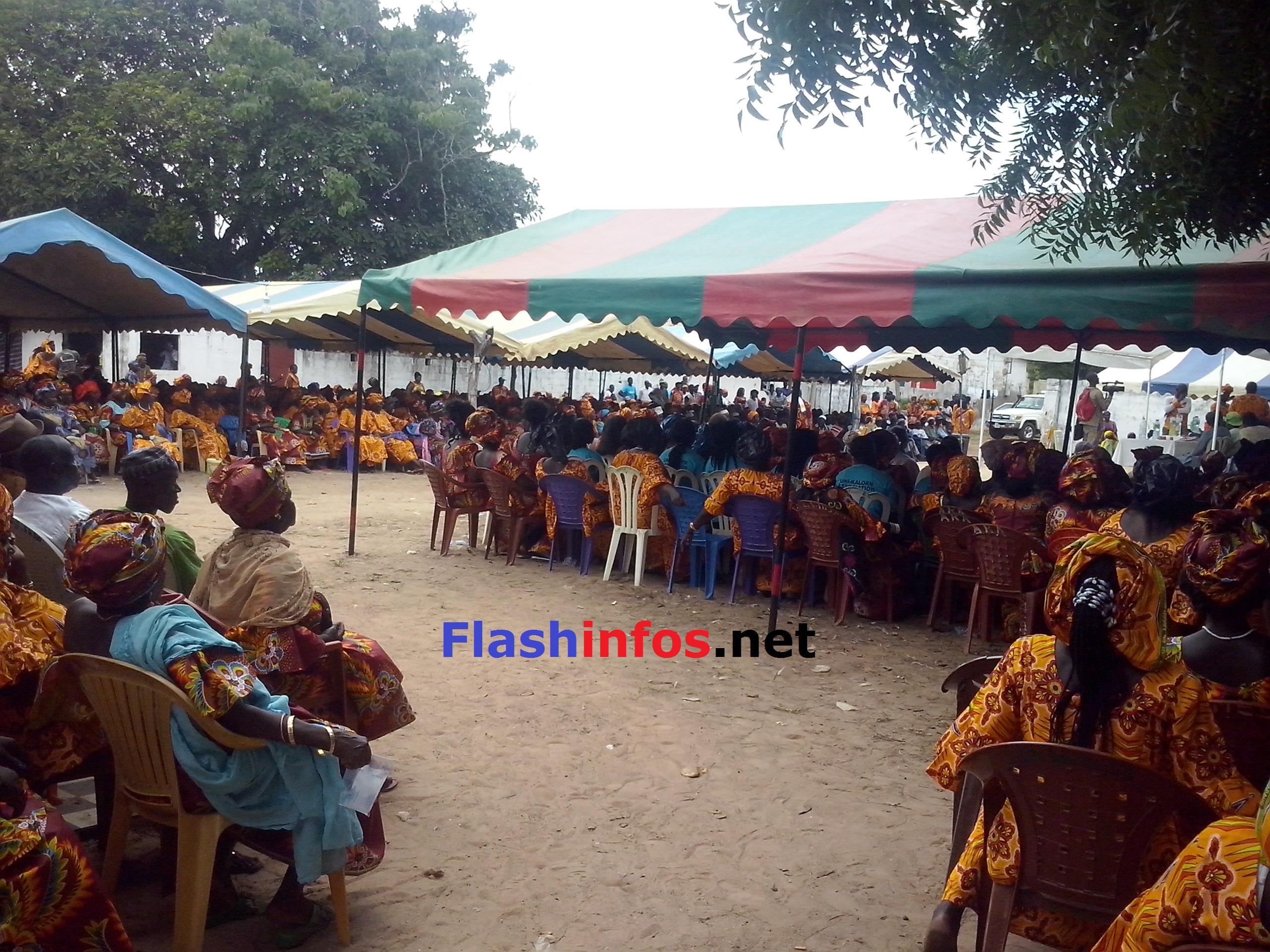 Bignona : Le Peuple Karone à Kafountine pour prendre en charge son destin