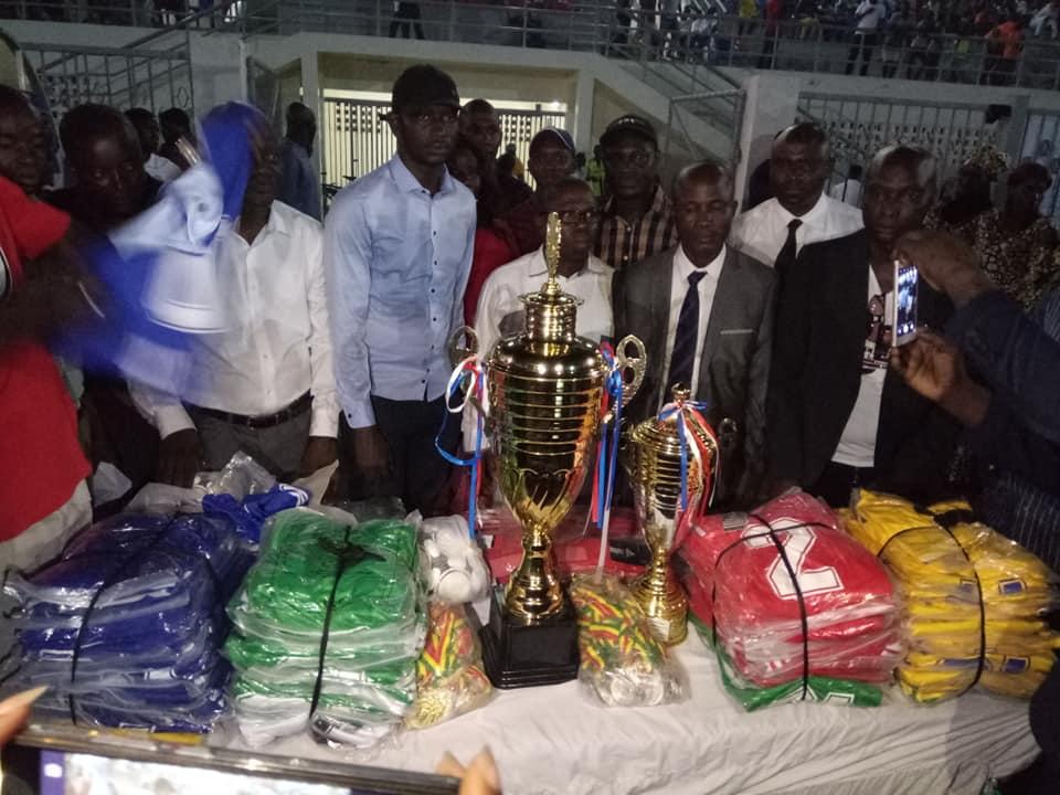 Nawétanes : Enampore champion des phases départementales de l'Odcav-R / Ziguinchor
