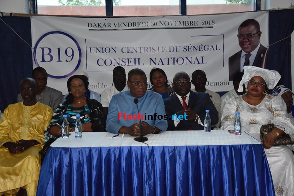 Présidentielle 2019 : Baldé soutient Macky Sall avec plus de 61.000 parrains