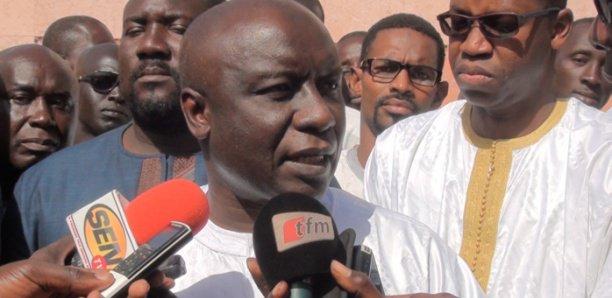 Tamba: Des jeunes de L'Ucs quittent Baldé pour Idy