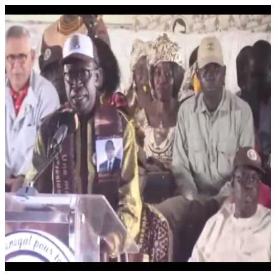 """Mamina Karama : """" Le Président Macky Sall a réglé les deux problèmes de la Casamance : La Paix et le désenclavement """""""