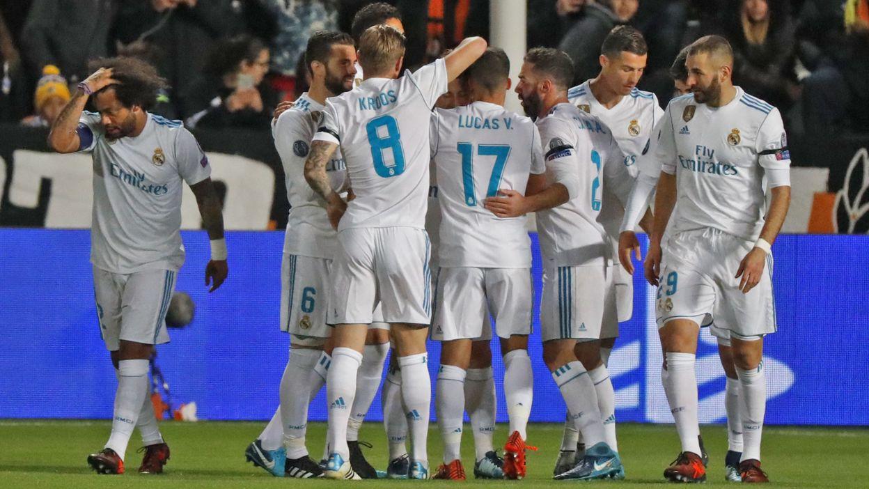 Coupe d'Europe : Le Real Madrid éliminé en 8èmes de finale retour