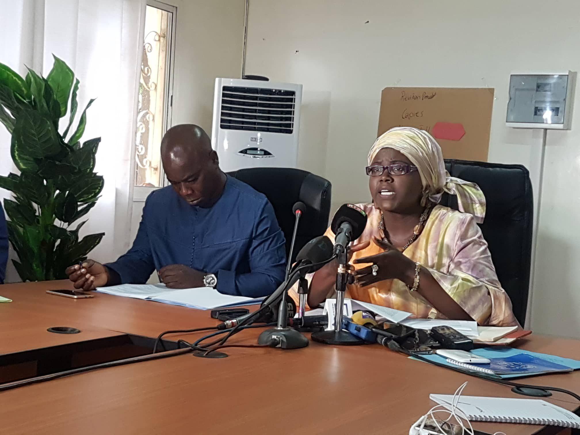Aussitôt installée, le nouveau du commerce Aminata Assome Diatta rencontre les boulangers