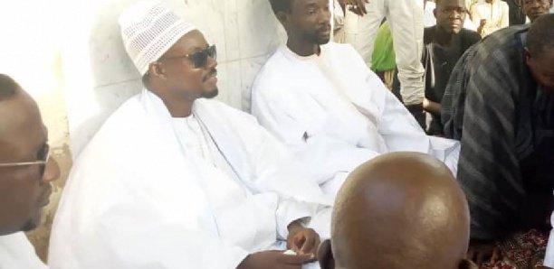 Inhumation de Cheikh Béthio : Le khalife des mourides représenté par Serigne Bass Abdou Khadre