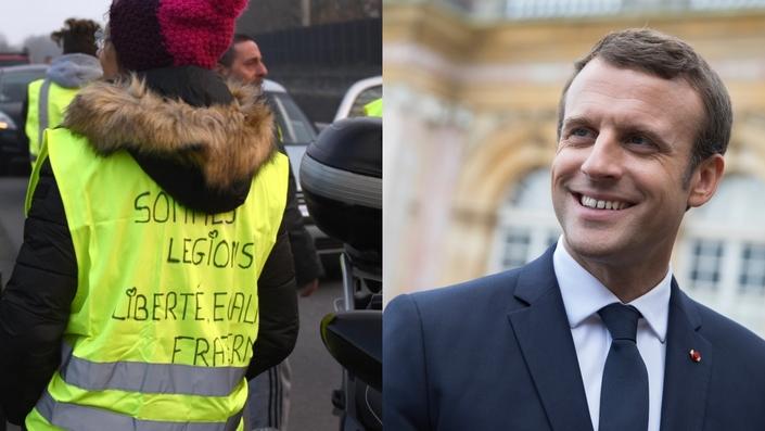 Des « gilets jaunes » à Amiens chez Emmanuel Macron ce samedi