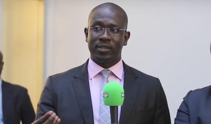 Réaction de Moïse SARR suite à la fermeture des Consulats de Bordeaux et de Lagos