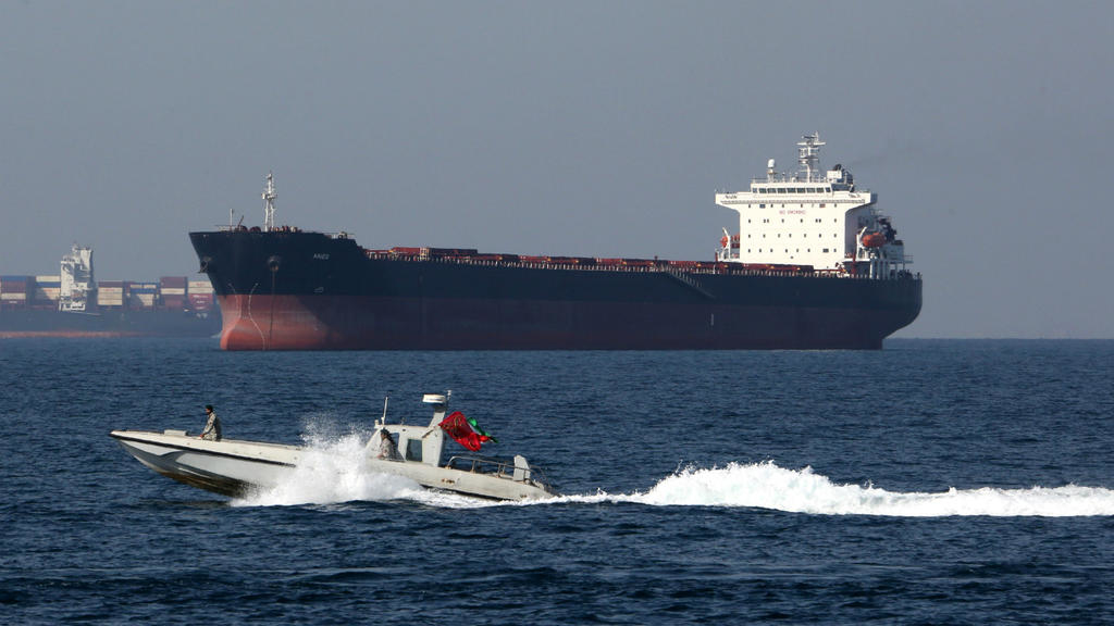 L'Iran s'empare d'un pétrolier britannique dans le détroit d'Ormuz