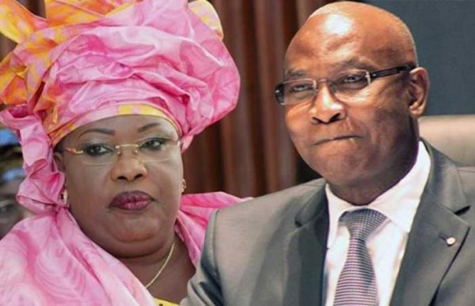 "Succession de Tanor au PS : Serigne Mbaye Thiam ""vote"" Aminata Mbengue Ndiaye"