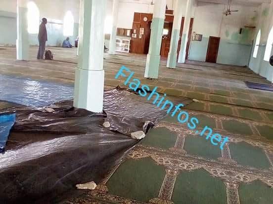 La grande Mosquée de Ziguinchor menacée de ruine....L'Etat interpellé...