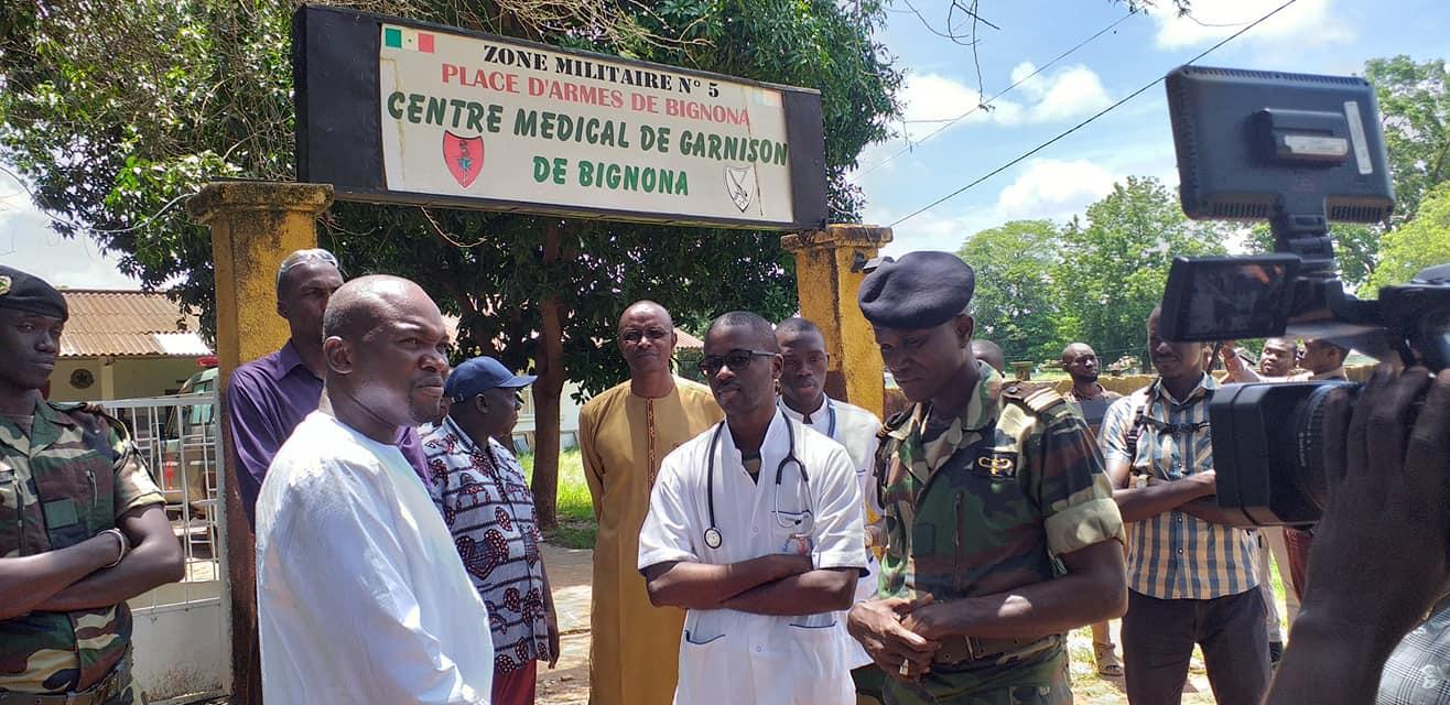 Bignona : L'Anrac débourse 3 millions pour la prise en charge des 60 blessés de l'accident de Badiouré