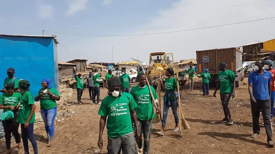 Bignona : Le mouvement ACD-Casamance va reboiser 1000 plantes à Affignam