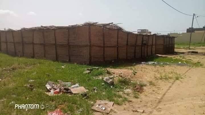Education : Dakar aussi a ses abris provisoires...
