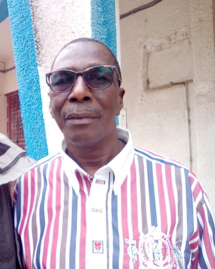 Quand l'ancien député Abdou Sané rendait un hommage à Samba Gackou de son vivant...
