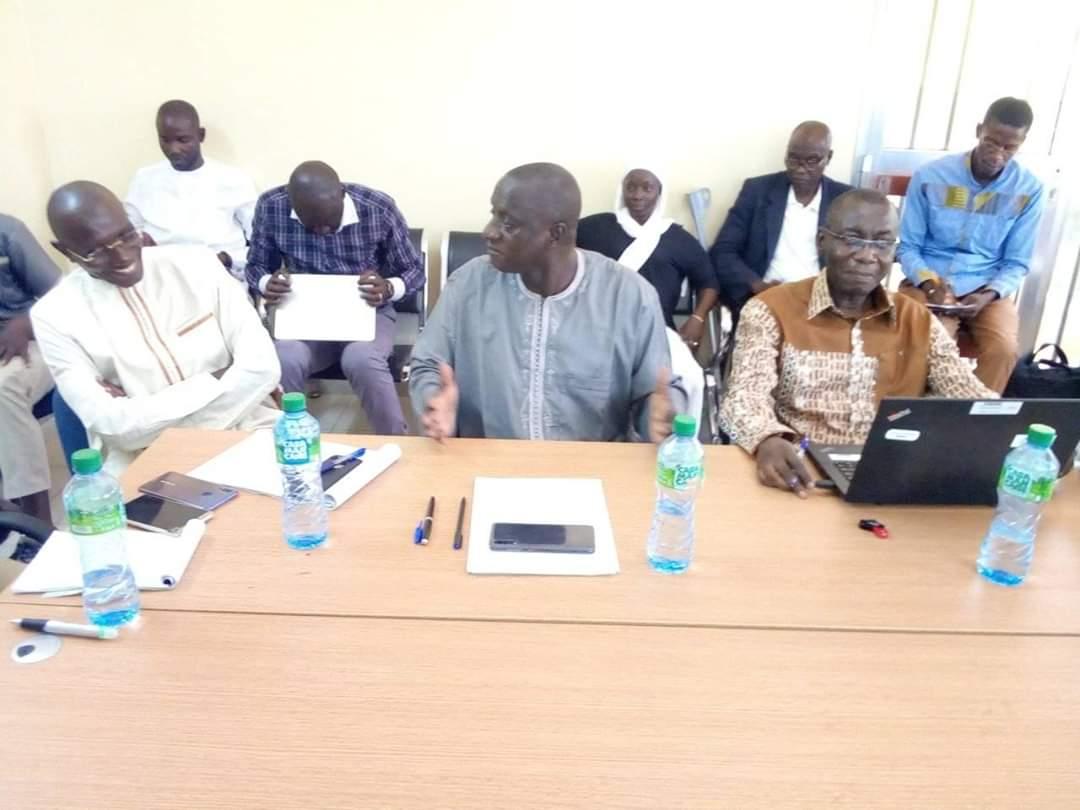 Bignona : Le Conseil départemental plaide pour le fonctionnement du bloc opératoire du District sanitaire et son élévation en Hôpital de niveau 1
