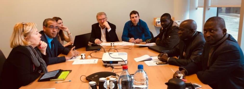 France : L'Entente Interdépartementale de Ziguinchor dans le Grand-Est pour vanter les atouts de la Casamance...