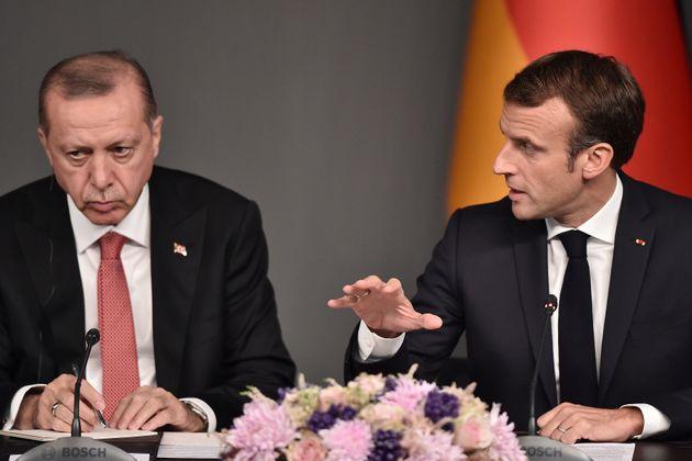 La France convoque l'ambassadeur de Turquie après les propos d'Erdogan