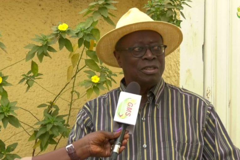 Ziguinchor : Décès de l'ancien député-maire Abba DIATTA....Robert Sagna perd son...