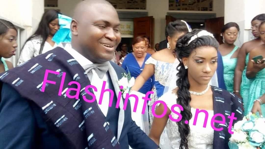 Le député Toussaint Manga s'est marié à une belle jeune... (photos)