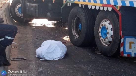 Accident à hauteur du Stade LSS : Une course-poursuite entre deux camions fait 3 morts et 7 blessés graves