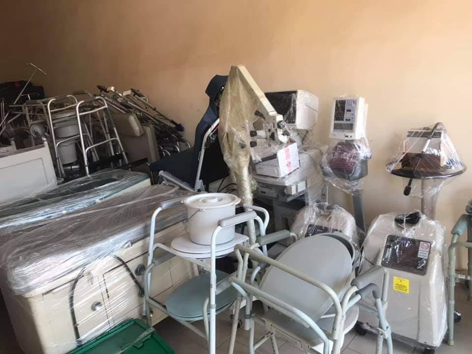 Bignona : Le conseil départemental réceptionne du matériel médical d'une valeur de 400 millions cfa
