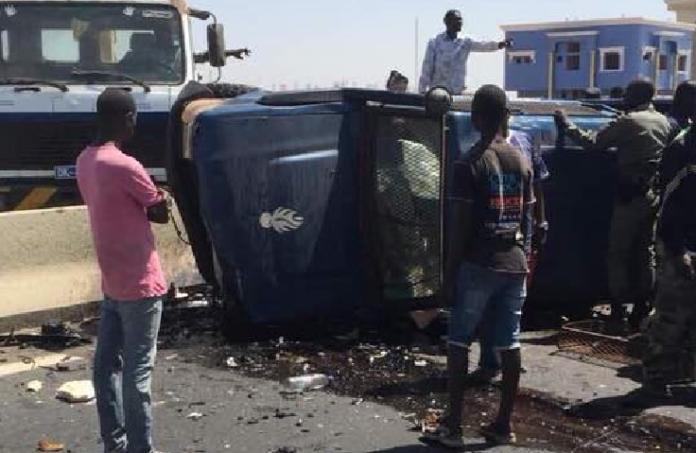 Keur Momar Sarr : Un gendarme meurt dans un accident
