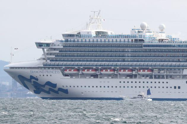 Coronavirus: 3700 personnes en quarantaine sur un bateau de croisière au Japon