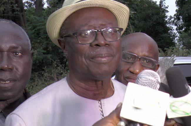 Robert Sagna : «La guerre est finie en Casamance, mais la paix n'est pas là»