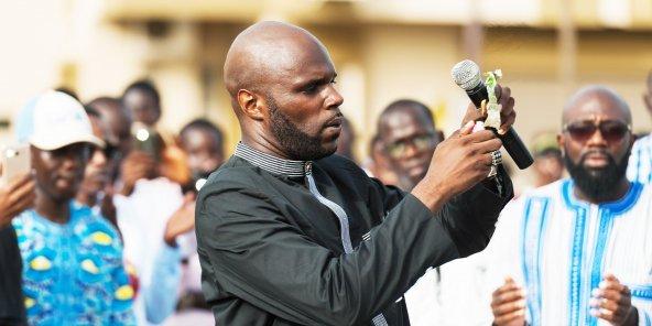 Expulsé en 2017, Kémi Séba annonce son retour à Dakar ce dimanche 23 février