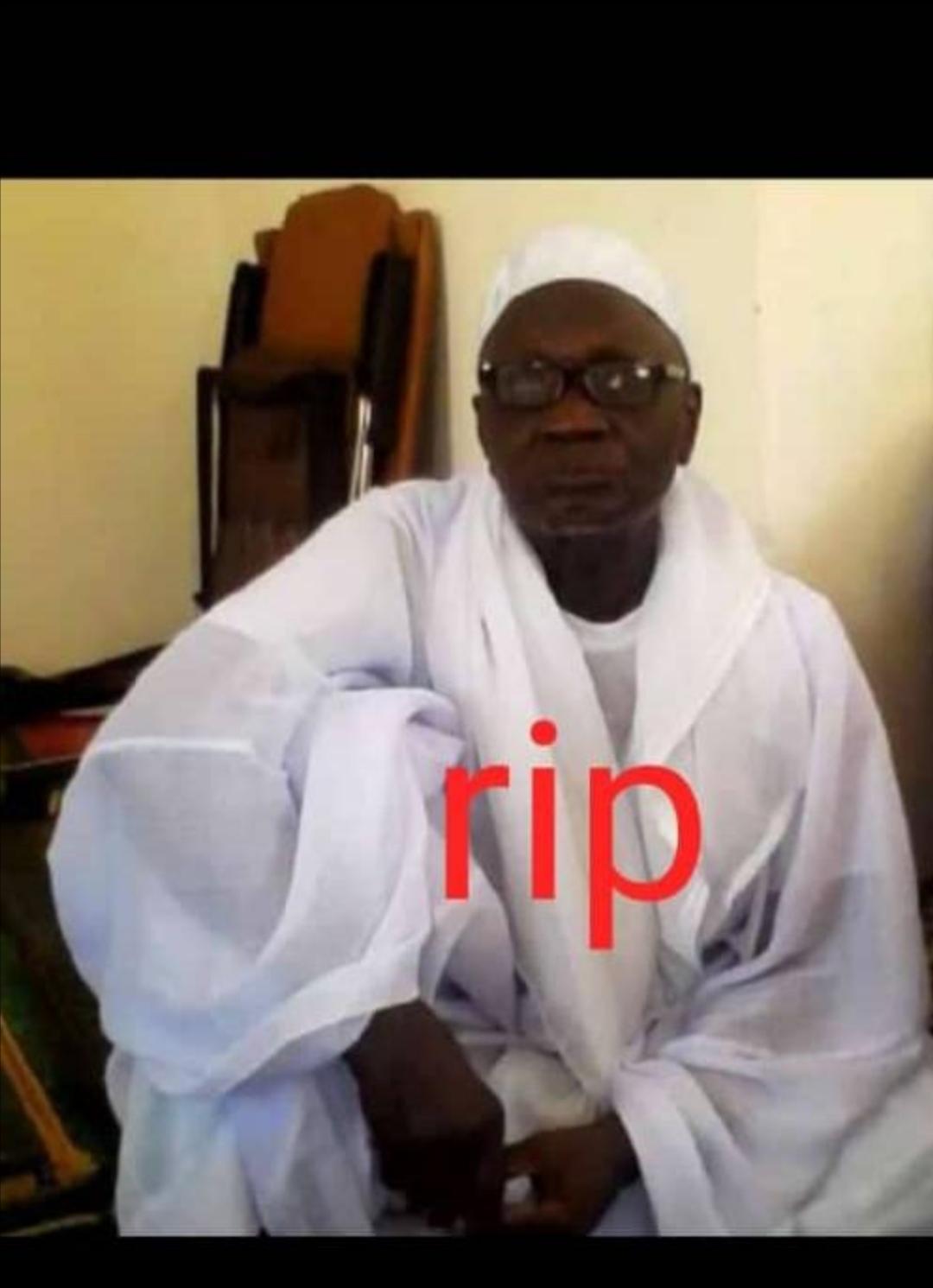 Nécrologie : Le Marabout Elhadj Sidya Dramé en deuil