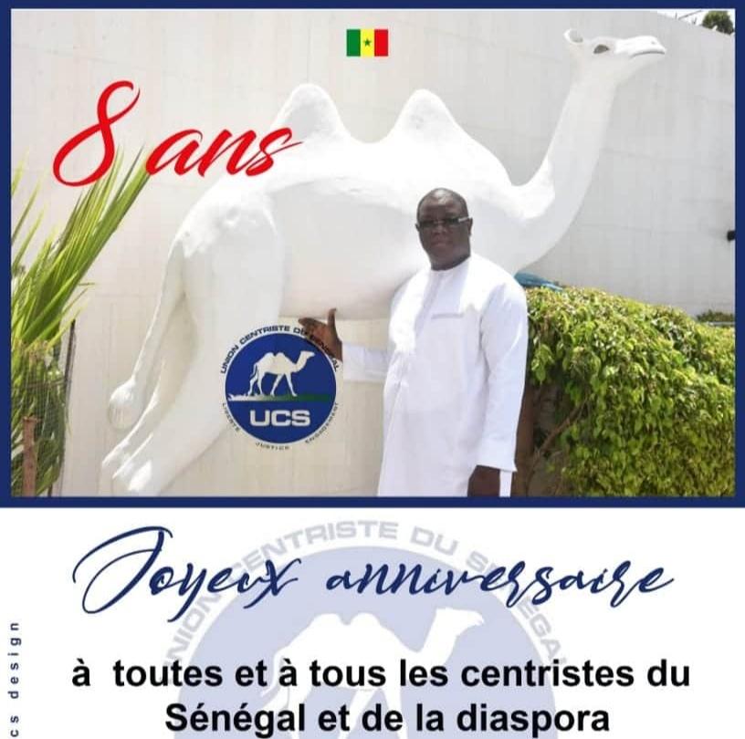 8 ans de L'Ucs : Le message d'Abdoulaye Baldé aux adhérents...