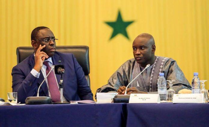 Aly Ngouille Ndiaye sur le 3e mandat : «Ce n'est pas d'actualité»