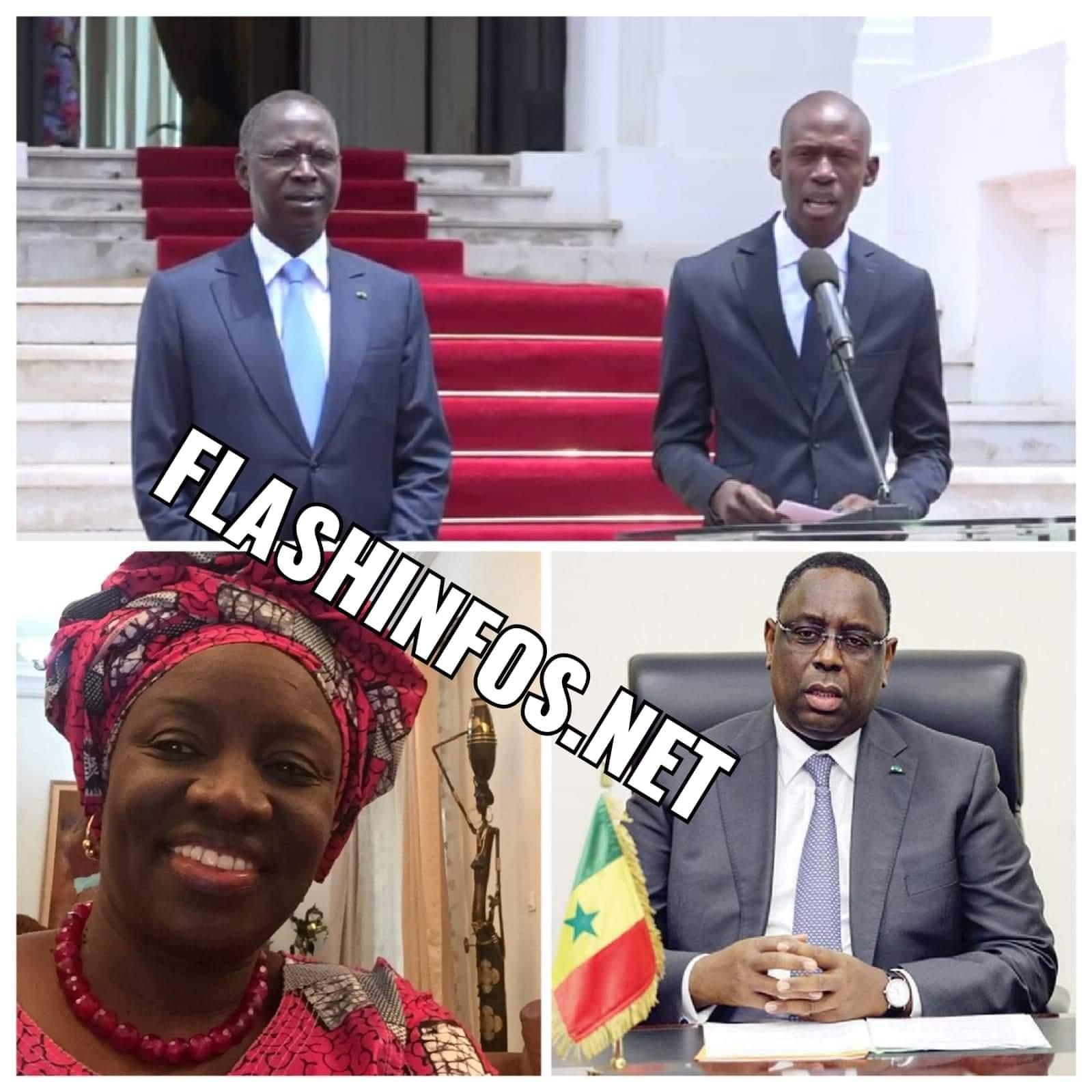 Mimi Touré, Boun Abdallah Dione, Maxime Ndiaye...limogés