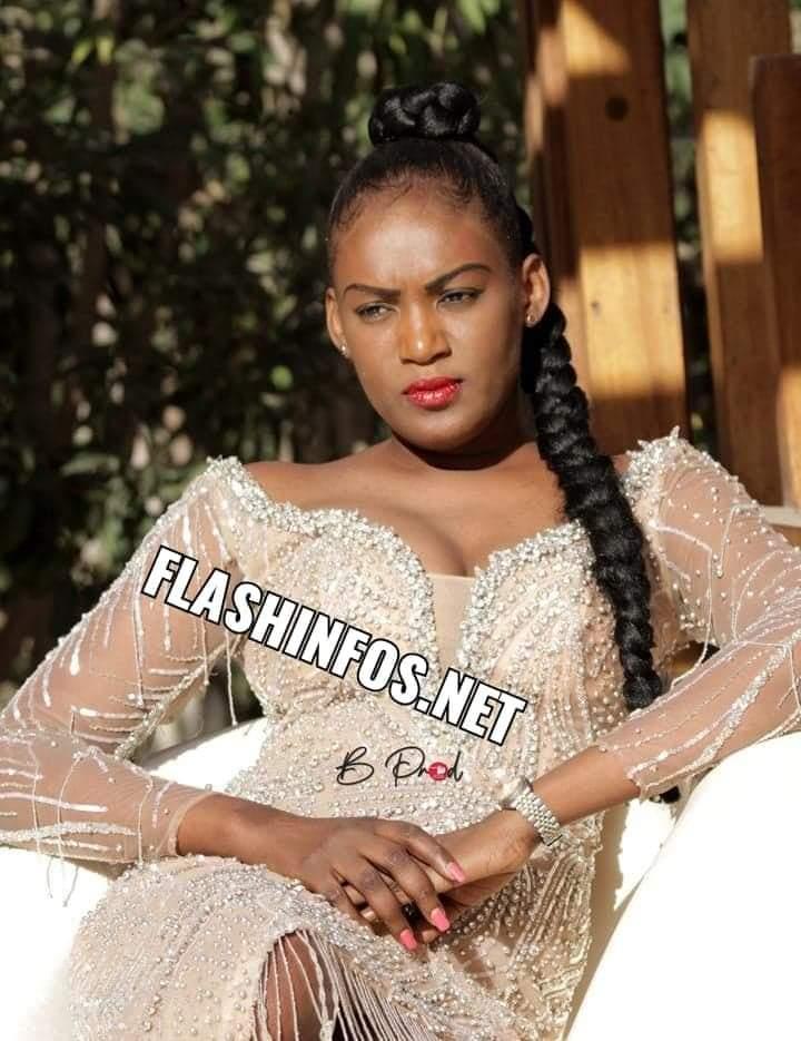 """Amina Badiane : """"L'édition Miss Sénégal 2021 se déroulera en Série de Télé-réalité avec des votings en ligne"""""""