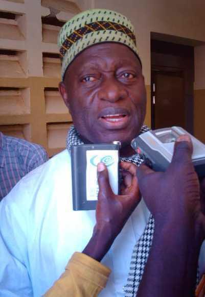 Décès de Malang Thiam, maire de Diouloulou