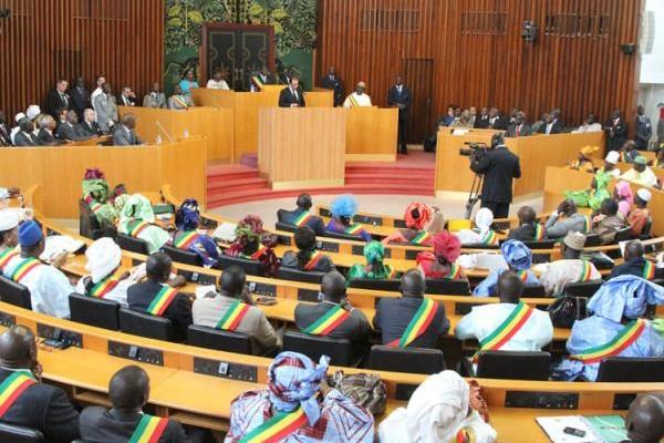 Affaire Sonko : Des députés du Pds boudent l'assemblée nationale