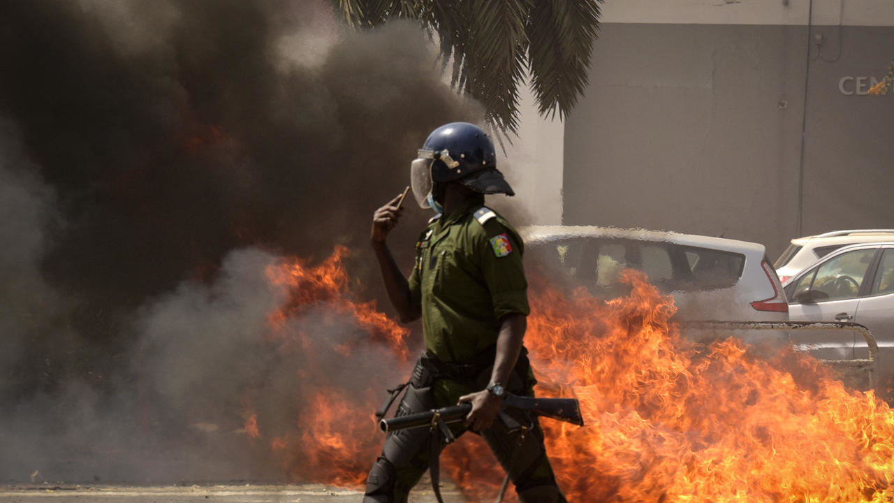 Manifestations pro-Sonko : Un mort et deux blessés graves à Bignona
