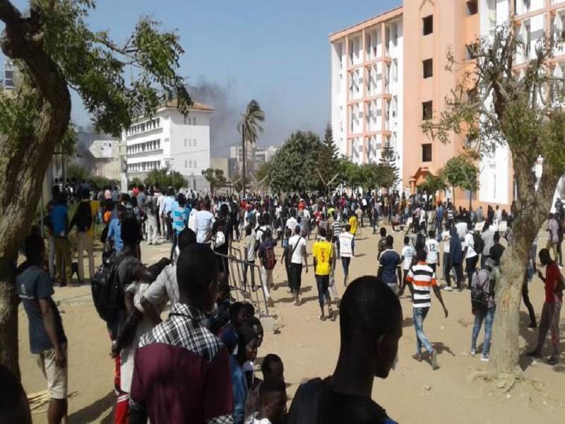 Bataille rangée à l'Ucad : Un étudiant de Kekendo succombe à ses blessures