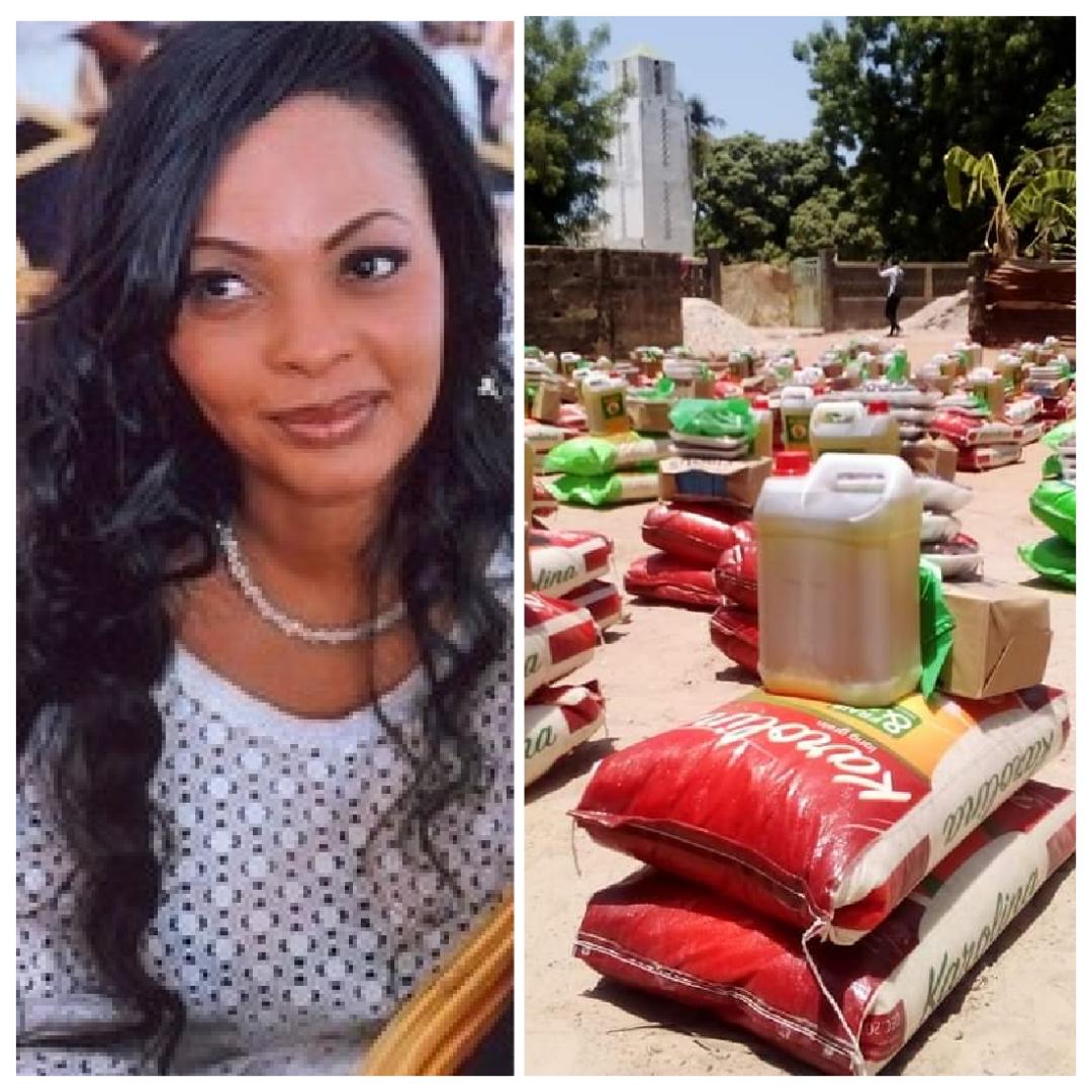 RAMADAN : Le Soukeurou-Koor de Maître Tamaro Seydi à 120 familles déminues de Goudomp