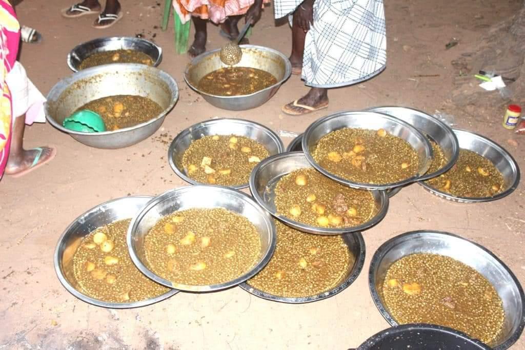 """Ramadan : Les """"Marmites du Cœur"""" de Seydou Sané à Ziguinchor"""