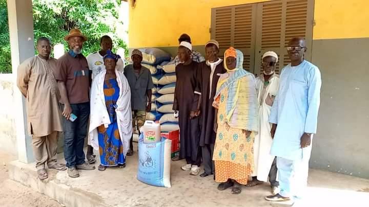 Tabaski 2021 : Le Conseil départemental de Ziguinchor soulage les lépreux de Djibélor